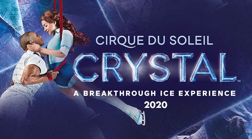 Cirque Du Soleil return to Birmingham in 2020 with their Crystal show