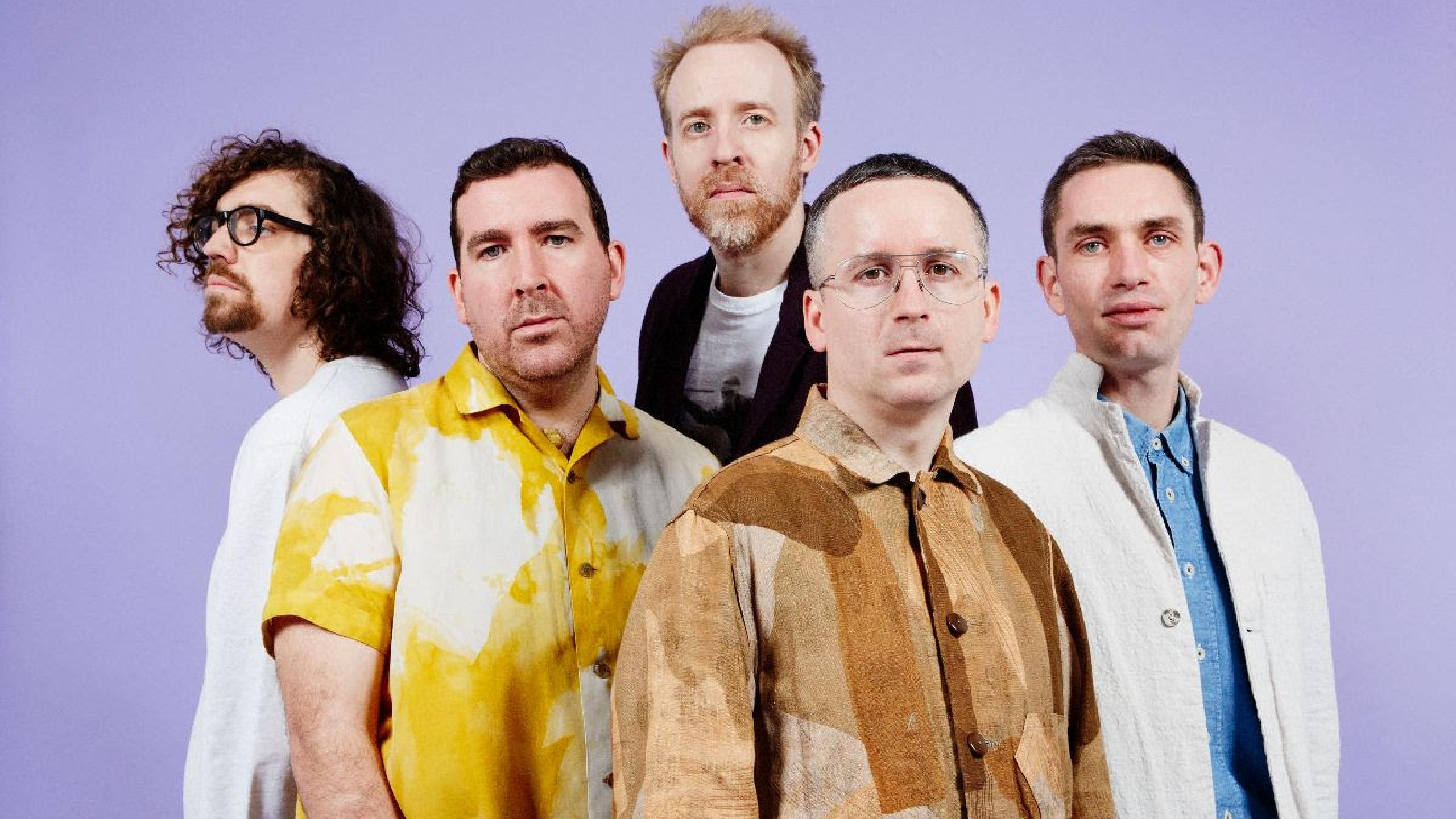 Ecstatic moments of pleasure for the heart and the head as Hot Chip play O2 Institute