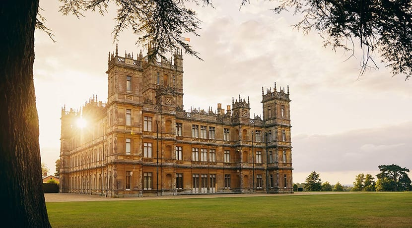 Live like a lord and lady as 'Downton Abbey' is listed on Airbnb