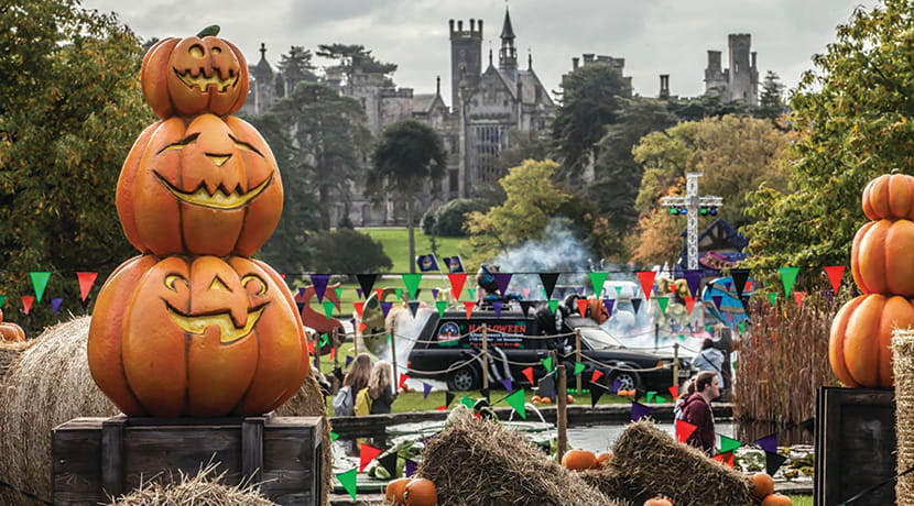 Have a scare-tastic time at Alton Towers this autumn