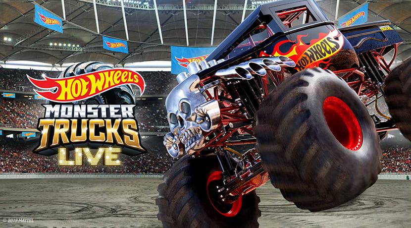 Hot Wheels Monster Trucks Live Is Coming To Birmingham