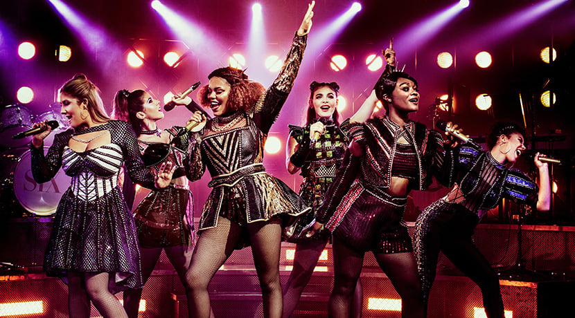 West End smash hit musical SIX heads to Wolves Grand in 2020
