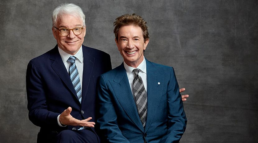 Comedy icons Steve Martin and Martin Short bring their comedy tour to Birmingham