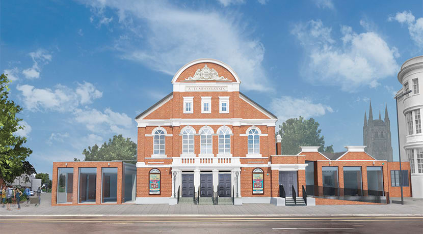 Tamworth Arts Centre to reopen after £5million makeover