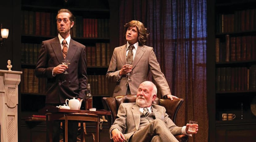 Harold Pinter classic at the  New Vic Theatre