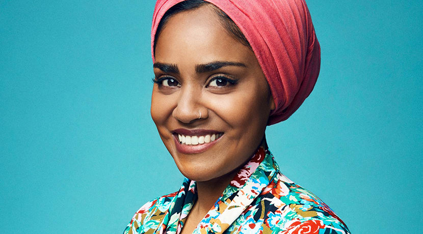 Nadiya Hussain: Finding My Voice