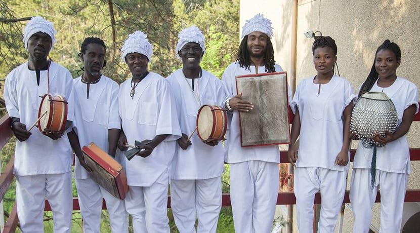 Kakatsitsi African Drumming Workshop