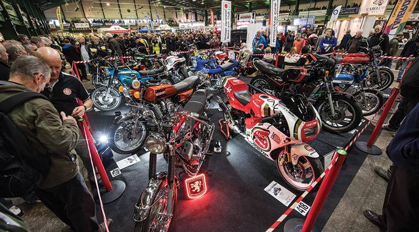 Classic Motorcycle Mechanics Show