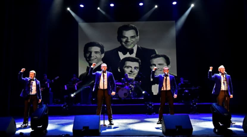 Bye Bye Baby - The Music Of Frankie Valli & The Four Seasons