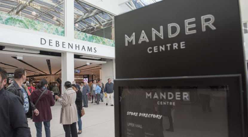 New Frasers multi-brand store to take over Debenhams site at Mander Centre