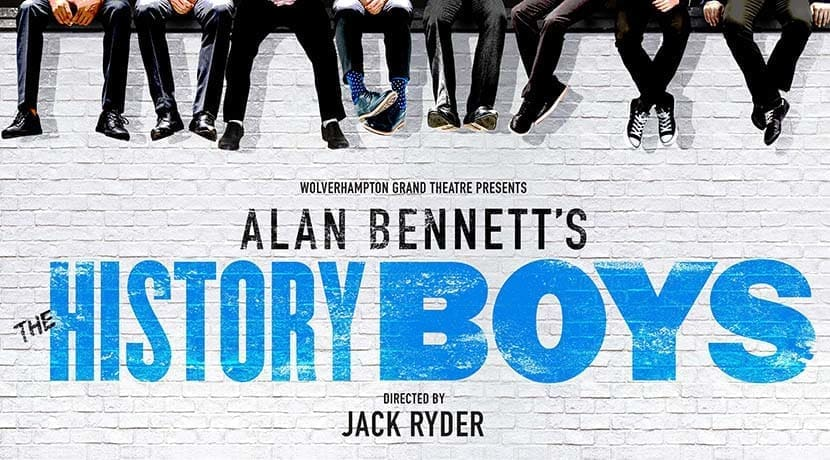 Win tickets to The History Boys
