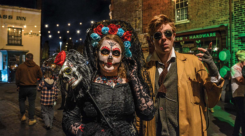 Top spooky picks for Wolverhampton & Black Country this Halloween