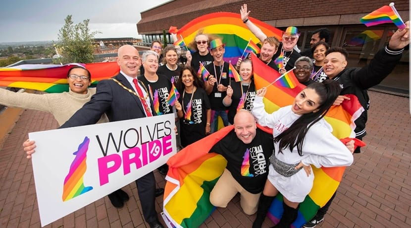 Wolves Pride returns to the city this weekend