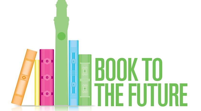 Bake and Books to head up University of Birmingham's Book to the Future Festival 2019