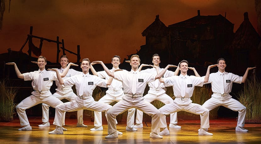 The Book Of Mormon visits Birmingham for the first time