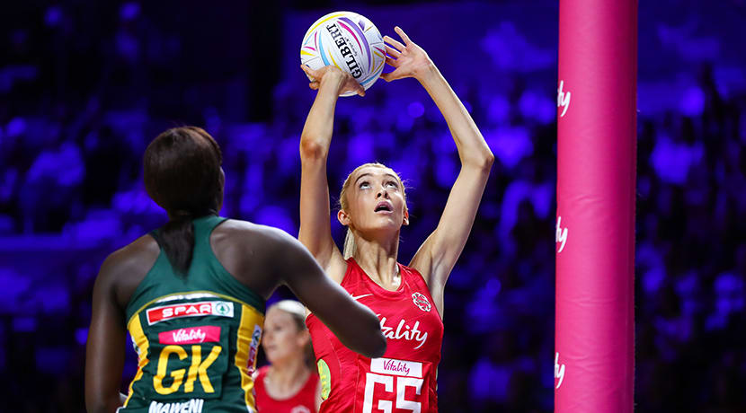 Vitality Netball Nations Cup 2020