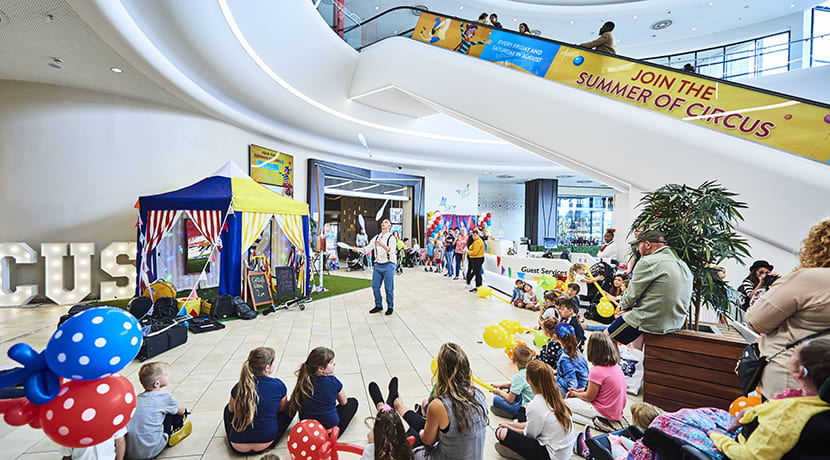 Resorts World to host free-ky half term events for families and children