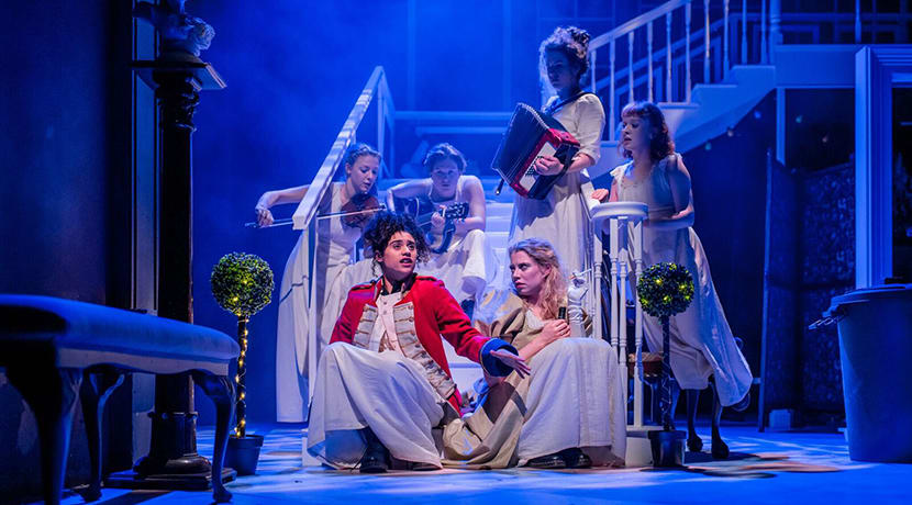 'Brave, bold and crazy': Pride And Prejudice (*Sort Of) shows at Birmingham REP