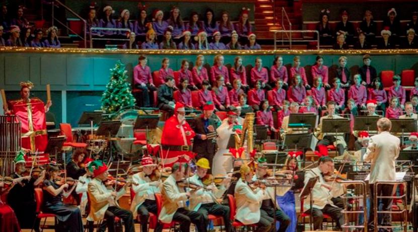 A Choral Christmas with Hugh Dennis