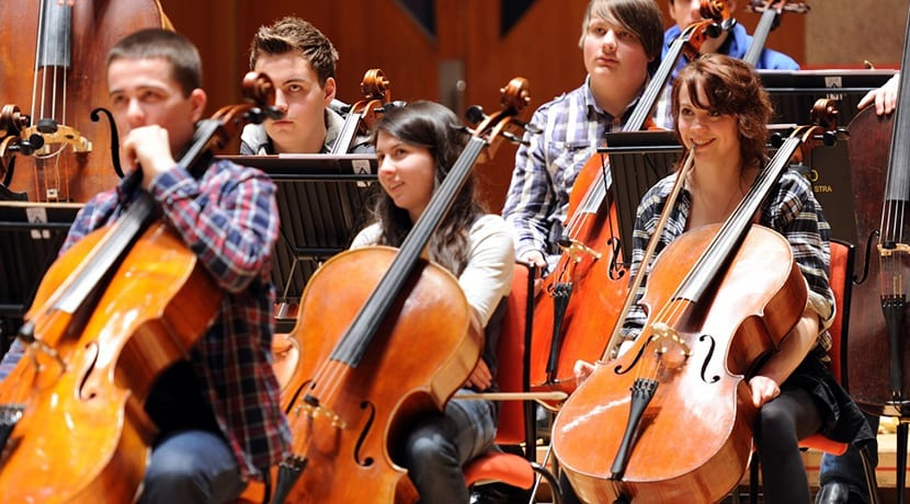 CBSO Youth Orchestra Academy: A Fist Full of Fives