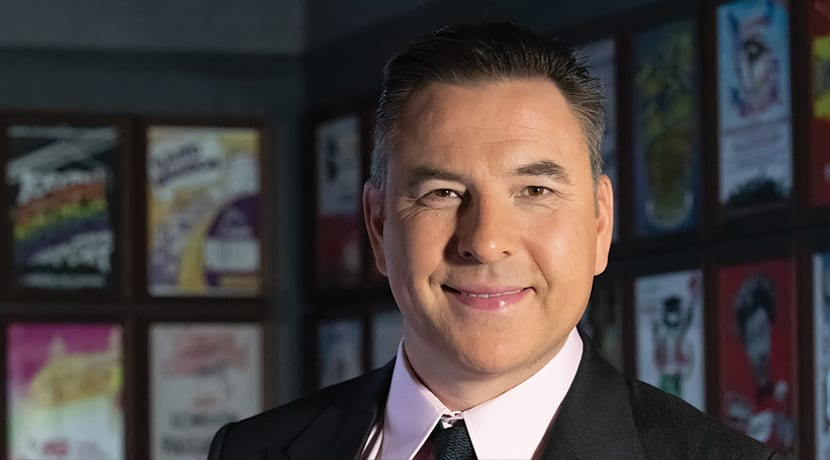 David Walliams talks The Boy In The Dress