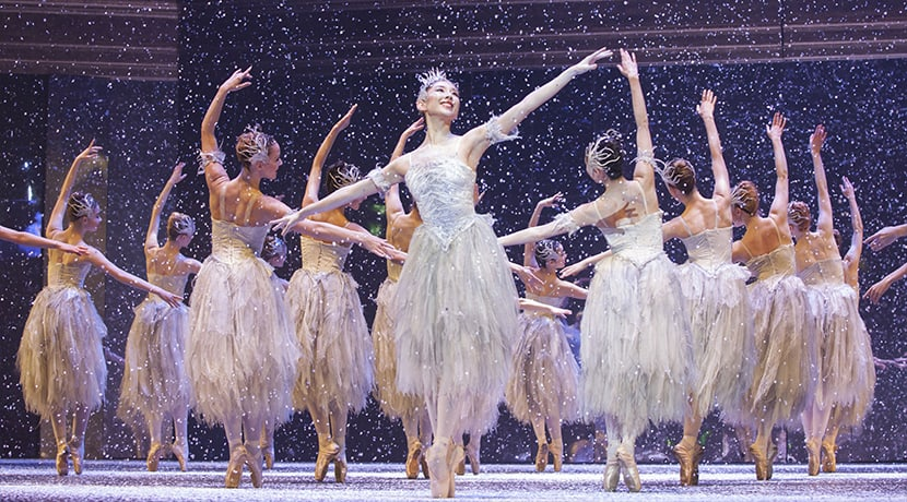 The Ivy collaborate with Birmingham Royal Ballet to offer Nutcracker brunch and ballet experience
