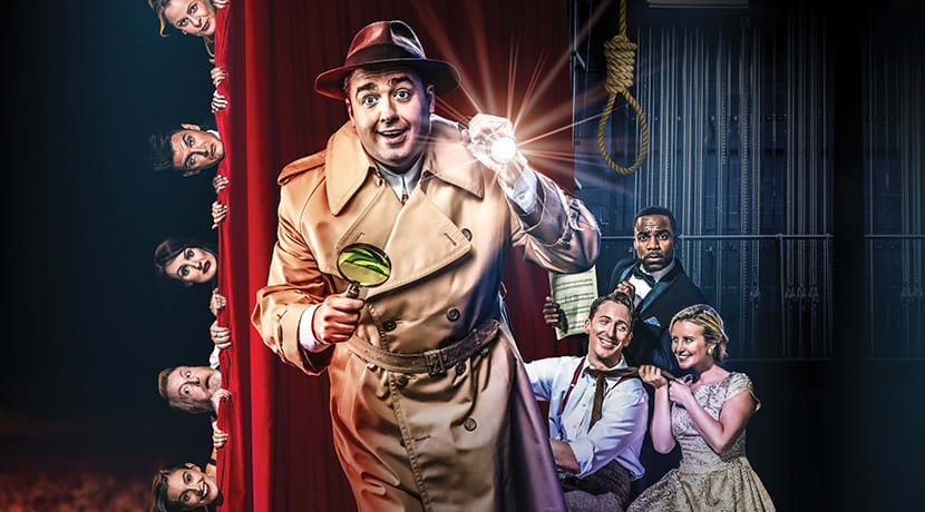 Jason Manford talks ahead of Curtains