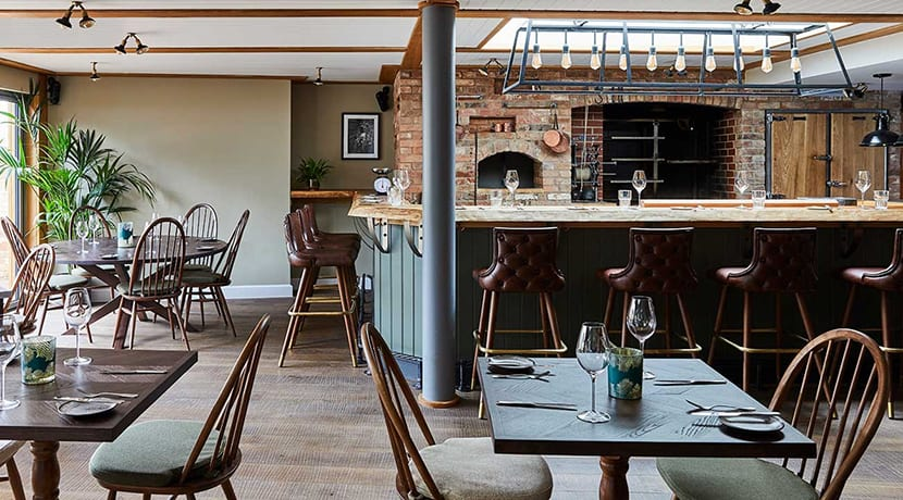 Refurbished Stratford eatery The Woodsman combines the rustic and the contemporary