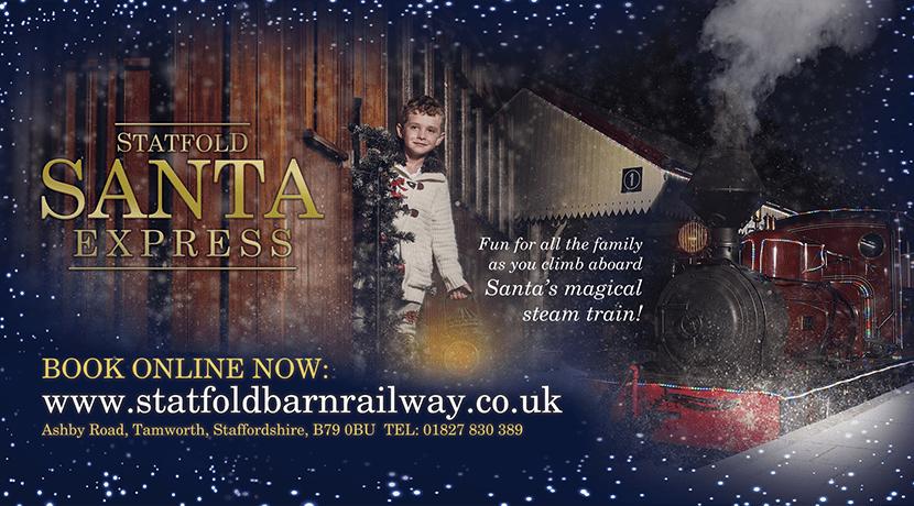 Statfold Santa Express