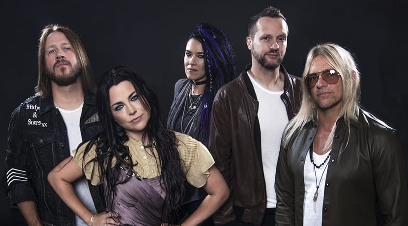 Evanescence & Within Temptation bring their Worlds Collide tour to Birmingham