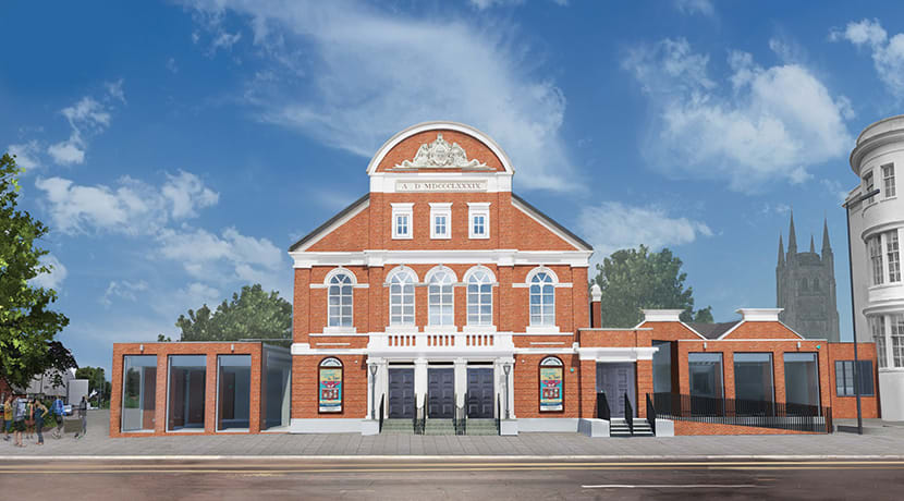 Re-opening of Tamworth Assembly Rooms postponed