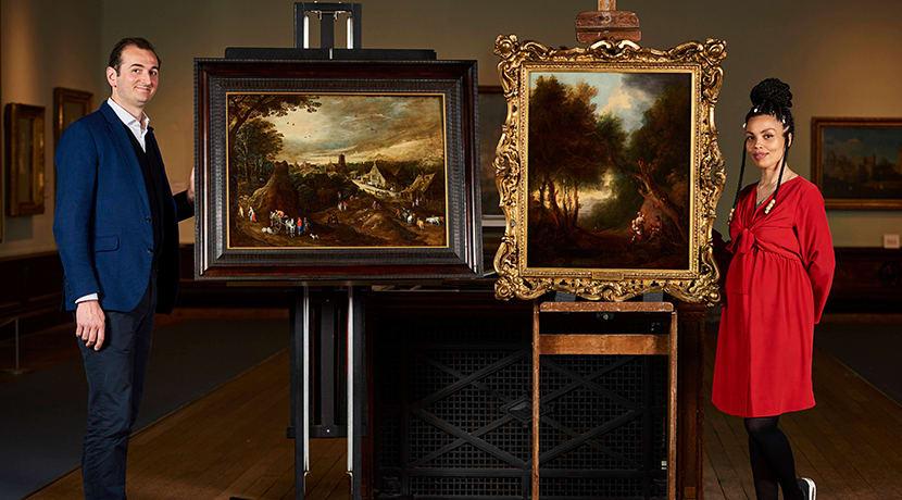 BBC series reveals lost Flemish masterpiece at Birmingham Museum & Art Gallery