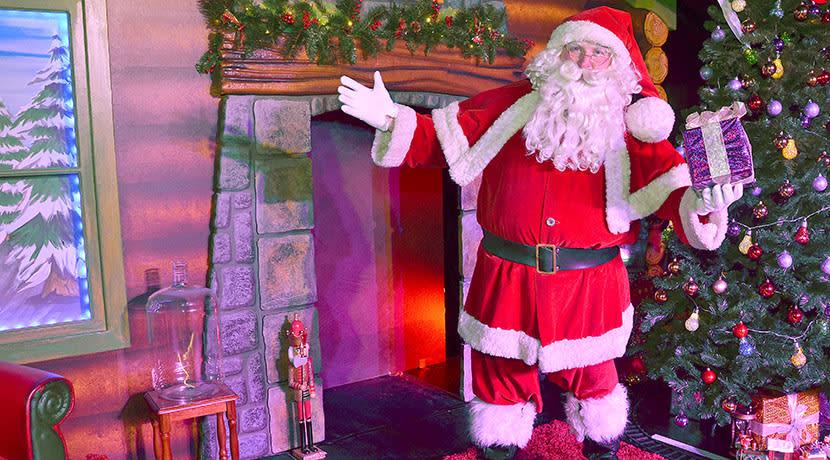 Magical festive fun to be had at Cadbury World this Christmas