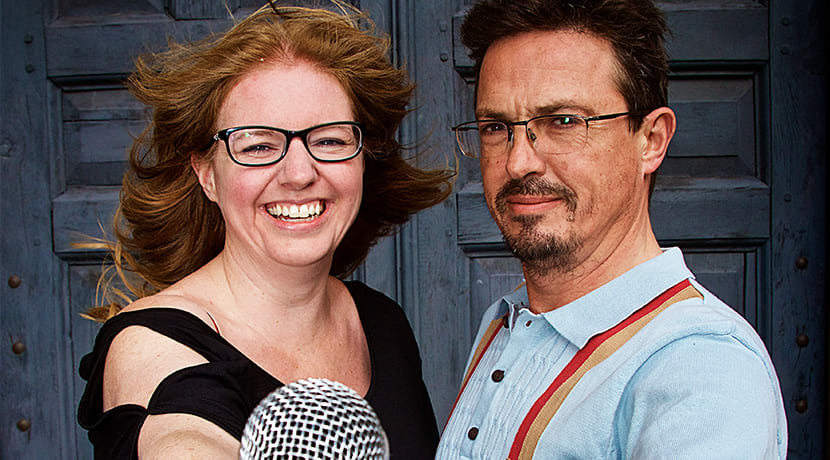 Comedy At Work are aiming to get local communities giggling for a good causes