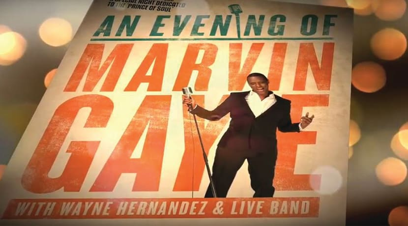 An Evening with Marvin Gaye