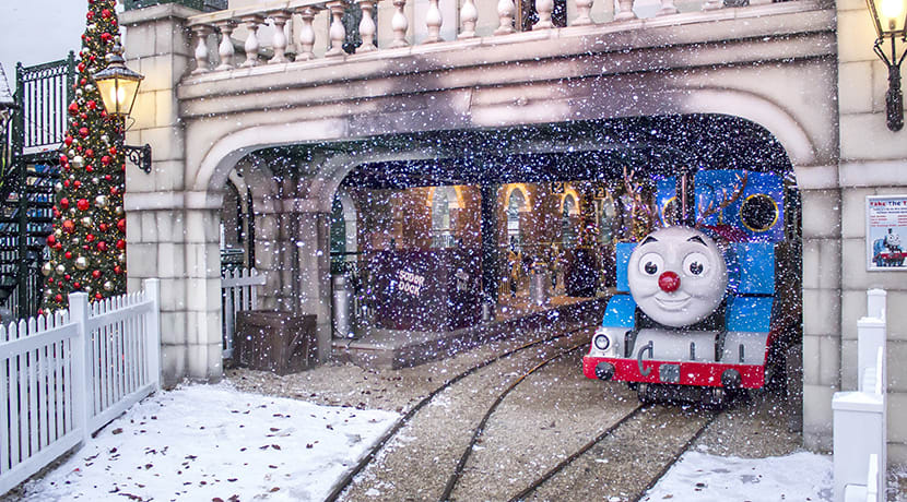 There's 'snow' place like Drayton Manor Park's Magical Christmas!