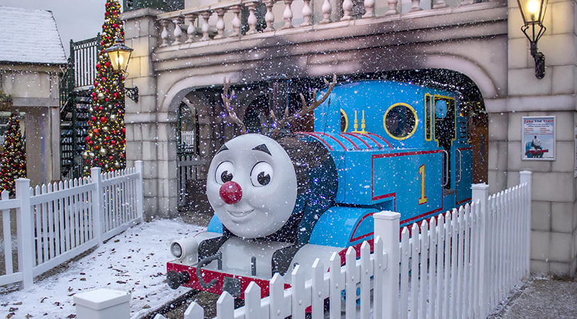 Drayton Manor to transform into festive wonderland this Christmas