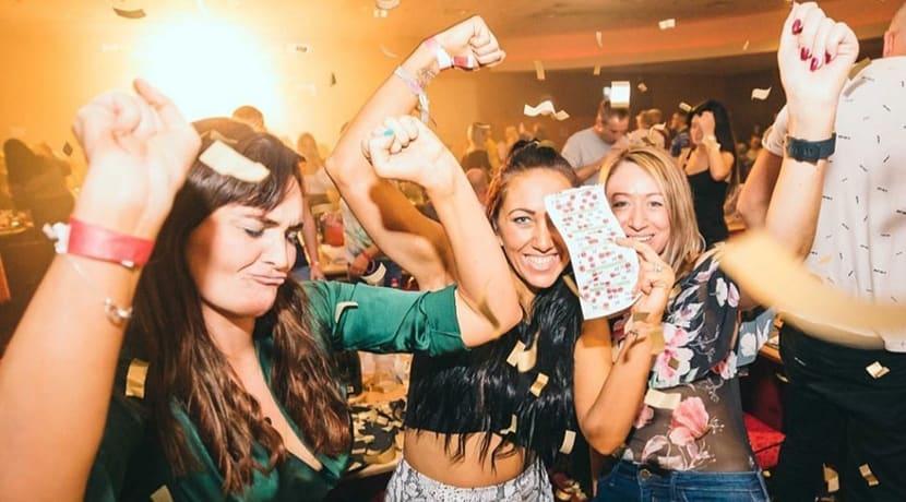 Win 4 tickets to Bonkers Bingo and Ultrabeat at Mecca Bingo Telford