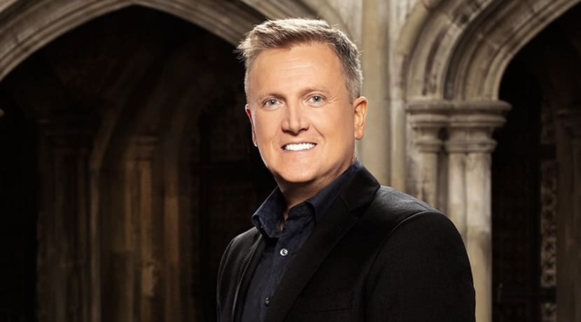 Aled Jones brings his cathedral tour to Lichfield