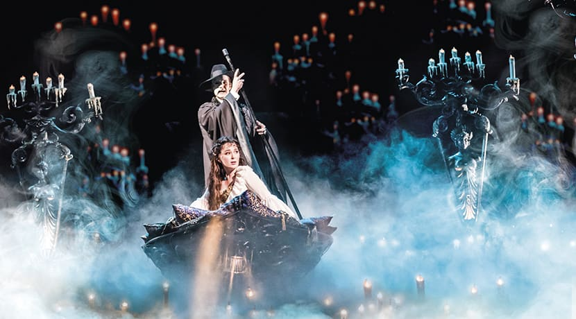 Full casting announced for The Phantom of the Opera at Birmingham Hippodrome
