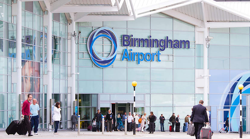 Birmingham Airport to become a net zero carbon airport by the year 2033
