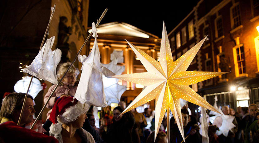 Shrewsbury Christmas lights switch on tomorrow