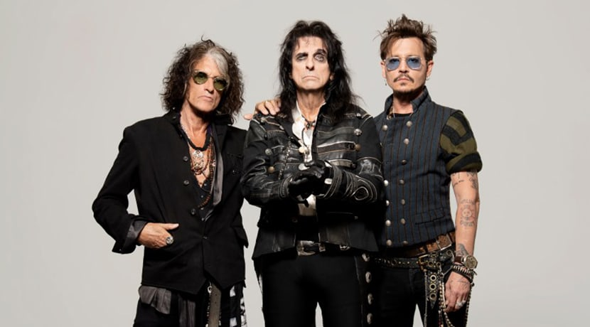 Hollywood Vampires bring their new UK tour to Birmingham
