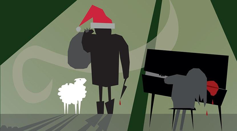 Christmas Carol Casebook: Away in a Danger