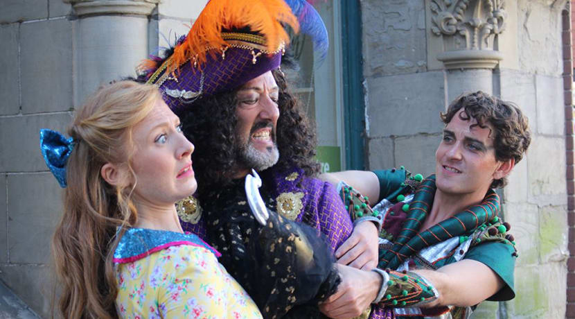 Relaxed performance announced for Peter Pan
