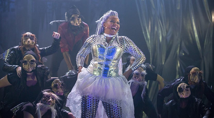 Snow Queen is casting her icy spell over Old Rep