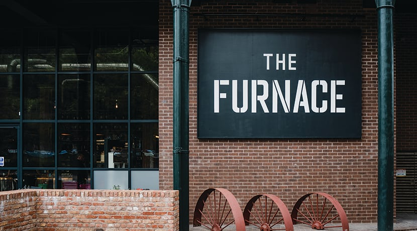 New family-friendly eatery The Furnace Kitchen ticks all the boxes at Ironbridge museum site