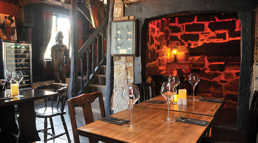 Historic Tudor venue brings the warmth of the Spanish sun to the town of Warwick