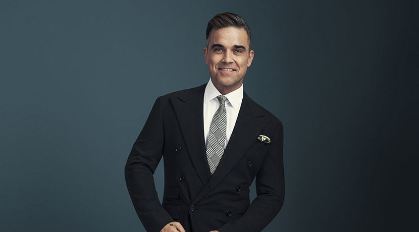 Robbie Williams to play Stoke concert