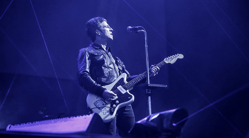 Noel Gallagher's High Flying Birds announce Midlands Forest Live concert